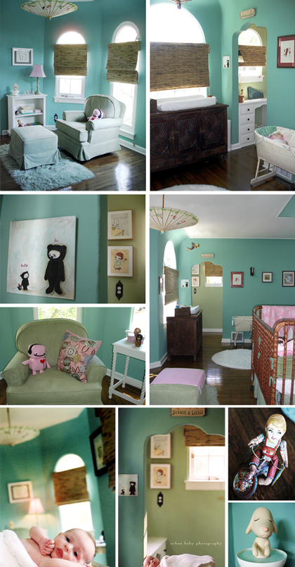 beautiful nursery design